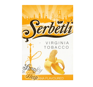 Табак Serbetli - Банан (Banana)