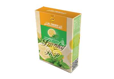 Al Fakher - Лимон+мята