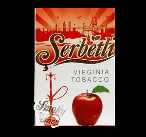 Табак Serbetli Красное яблоко