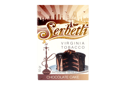 Табак Serbetli Chocolate cake 50 грамм