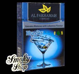 Al-fakhamah bluesky