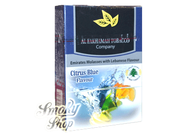 Al Fakhamah - Citrus Blue