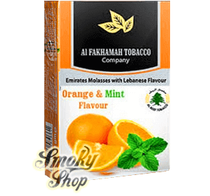 Al Fakhamah - Orange Mint