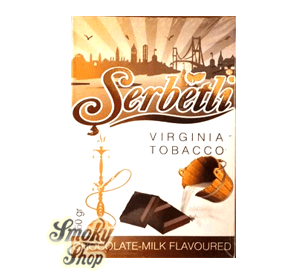 Табак Serbetli Chocolate milk 50 грамм