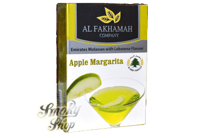 Al Fakhamah - Яблочная Маргарита