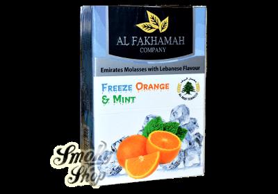 Al Fakhamah - Ледяной Апельсин+Мята