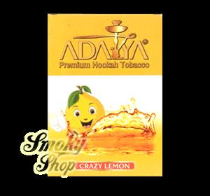Табак Adalya - Сумасшедший лимон