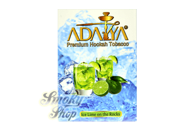 Табак Adalya - Ледяной лайм