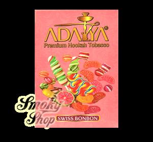 Табак Adalya - Швейцарские Леденцы