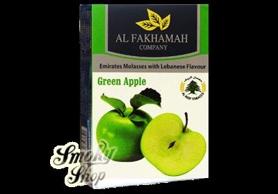 al fakhamah green apple