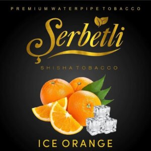 Табак Serbetli Ice orange