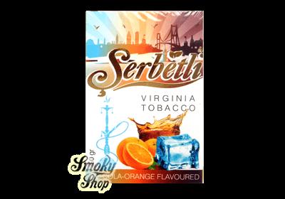 Табак Serbetli - Айс Апельсин Кола