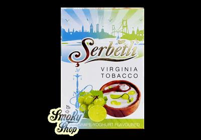 Табак Serbetli - Виноградно-Лаймовый йогурт