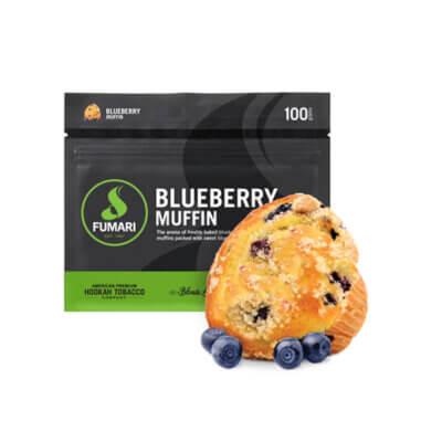 Табак Fumari Blueberry muffin - Черничный мафин