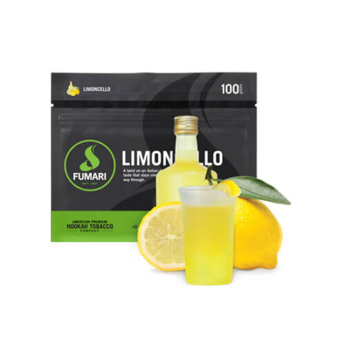 Табак Fumari Limoncello - Лимончелло