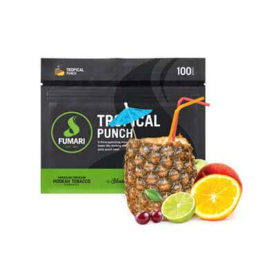 Табак Fumari Tropical Punch - Тропический пунш