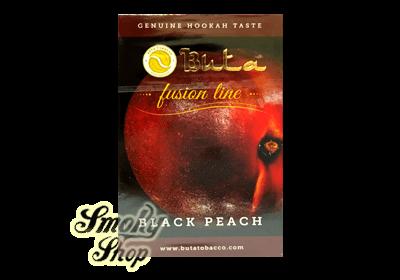Табак Buta Fusion - Черный персик