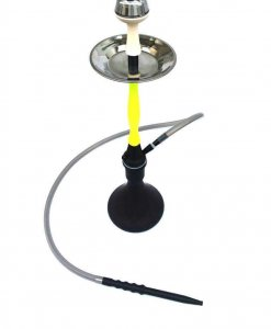 RainBow Hookah Yellow Black