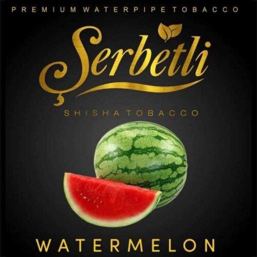Табак Serbetli Арбуз (Watermelon)
