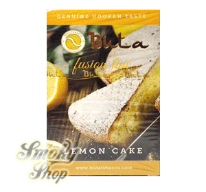 Табак Buta Fusion Лимонный торт