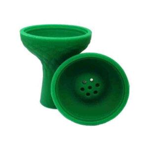 Чаша силиконовая Зеленая