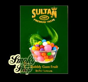 Табак Sultan Фруктовая жвачка (Bubbly Gum)