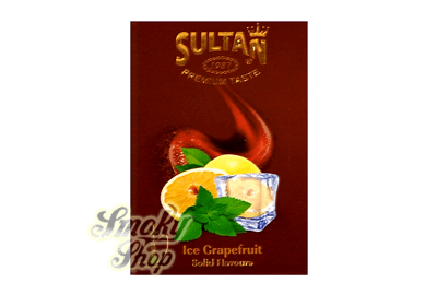 Табак Sultan Айс Грейпфрут (Ice Grapefruit)