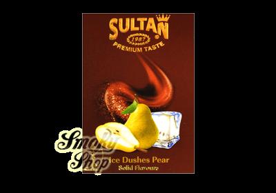 Табак Sultan Айс груша (Ice Dushes Pear)