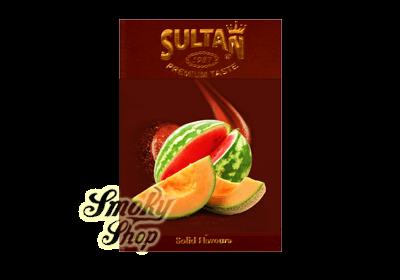 Табак Sultan Арбуз Дыня (Melon Mix)