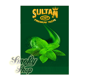 Табак Sultan Мята (Mint)