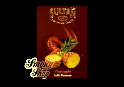 Табак Sultan Ананас (Pineapple)