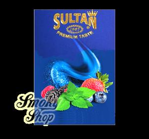 Табак Sultan Лесные ягоды Мята (Wild Berry Mint)