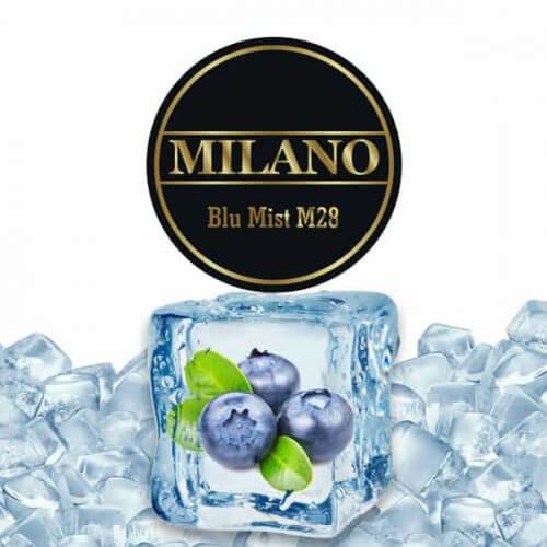 tabak milano blue mist m28