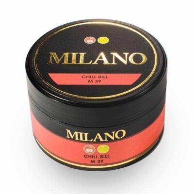 Табак Milano Chill Bill M39 (Вишня Груша)