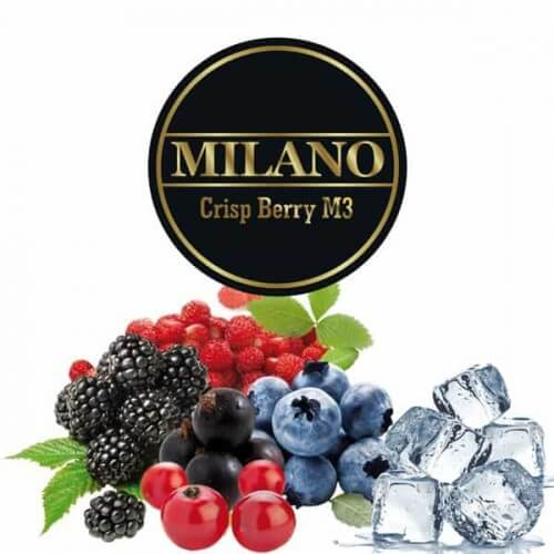 tabak milano crisp berry m3