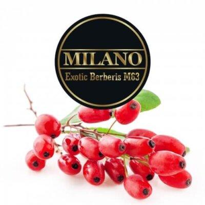 Табак Milano Exotic Berberis M63