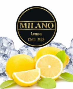 Табак Milano Lemon Chill M29 (Лимон Лёд)
