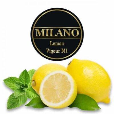Табак Milano Lemon M1