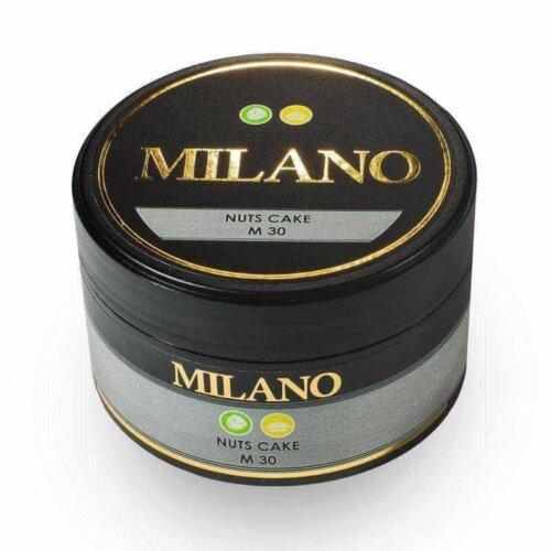 Табак Milano Nuts Cake M30 (Ореховый пирог)