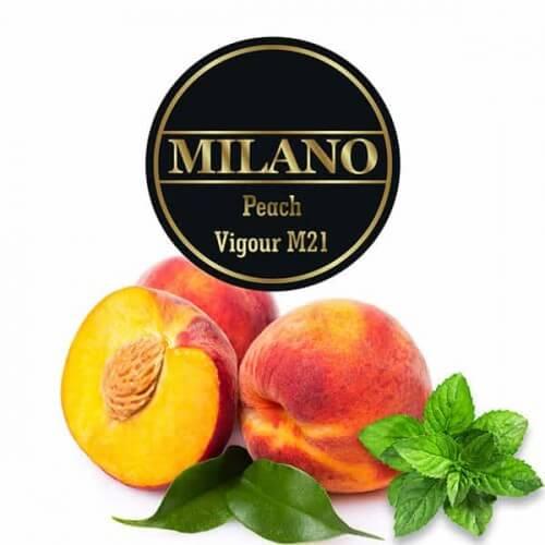 tabak milano peach vigour m21