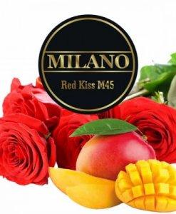 Табак Milano Red Kiss M45 (Роза Папайя)