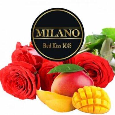 Табак Milano Red Kiss M45
