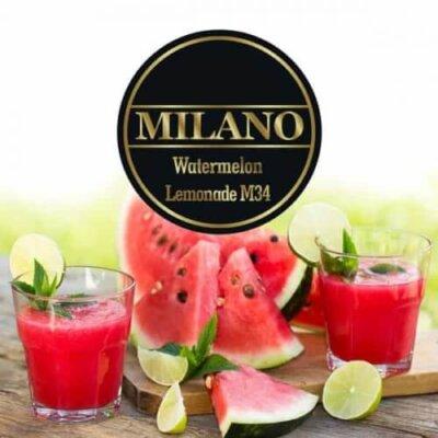 Табак Milano Watermelon Lemonade M34
