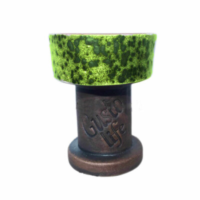 Чаша для кальяна Gusto Bowls Exclusive Зеленая