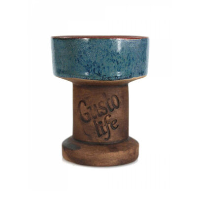 Чаша для кальяна Gusto Bowls Exclusive Синяя