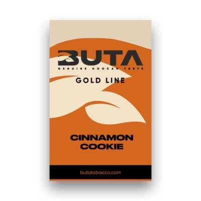 Табак Buta gold Cinnamon cookie (Печенье с корицей)