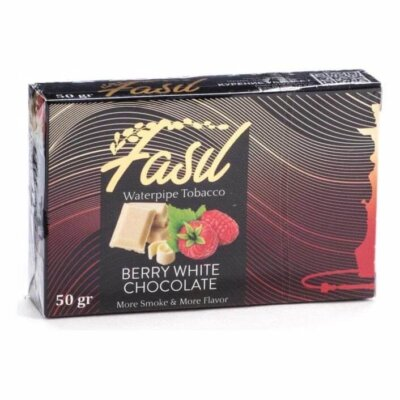 Табак Fasil Berry White Chocolate