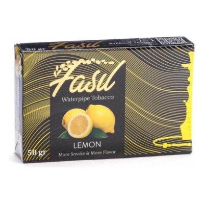 Табак Fasil Lemon