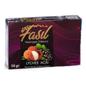 Табак Fasil Lychee Acai (Личи ягода Асаи)