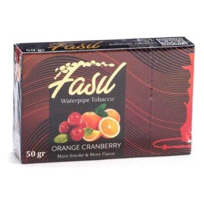 Табак Fasil Orange Cranberry